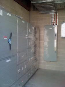 Switch Board Installation