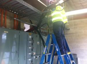 Temporary Generator Supply