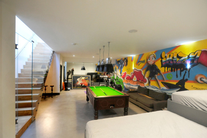 Modern-contemporary-pool-table-lights