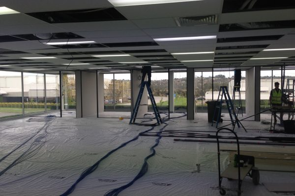 ParagonCare_Electrical_Fitout